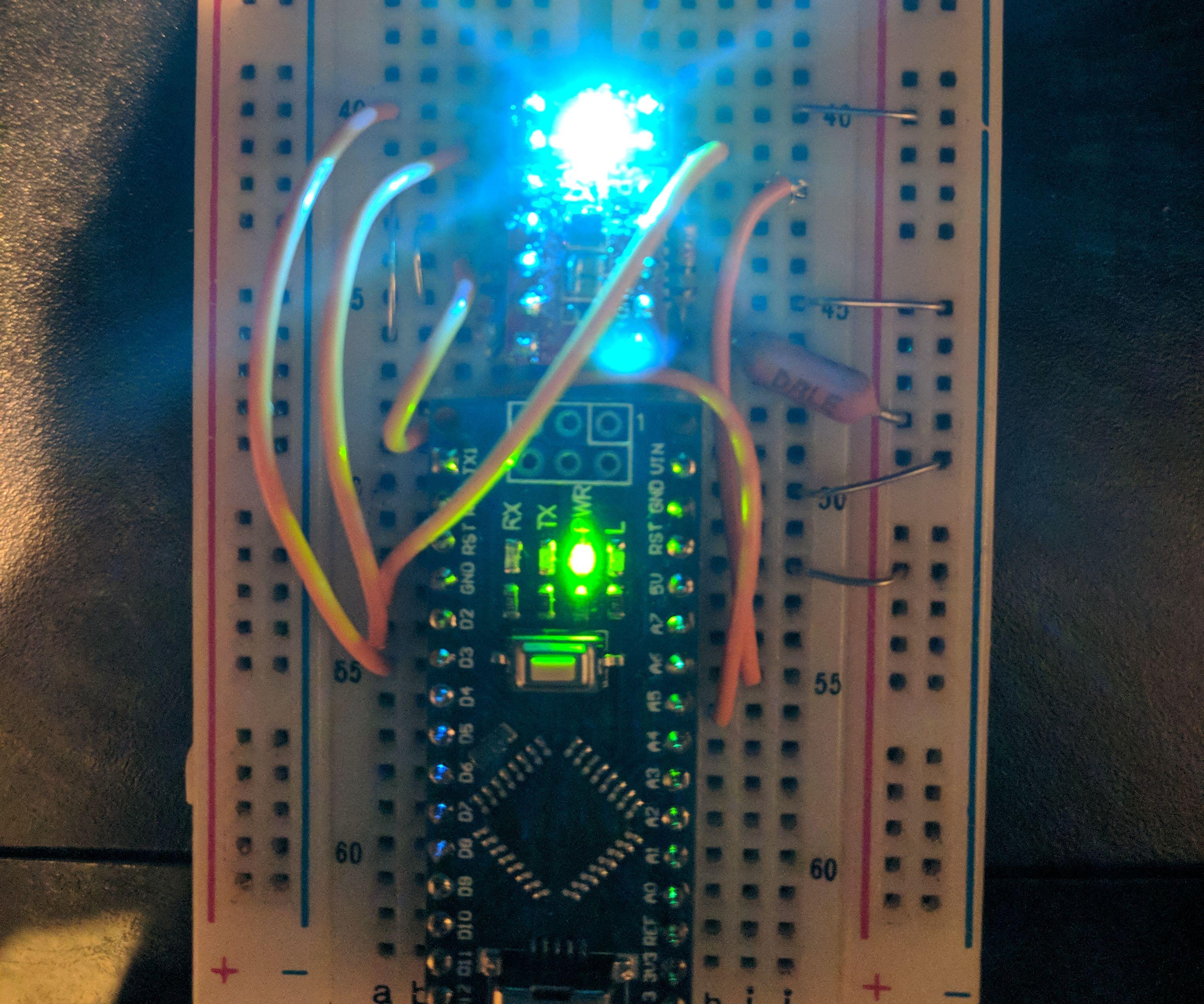 Tiny9: RGB LED Module