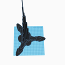 Making a Burj Khalifa Model With TinkerCAD - Entry for Scene in Student Design
