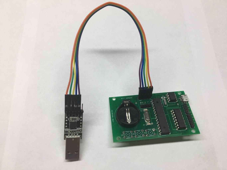 Programming Electronic Board