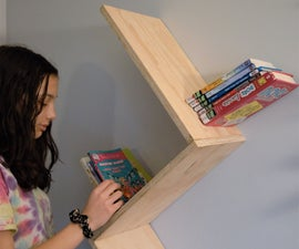 The Impossible Bookshelf