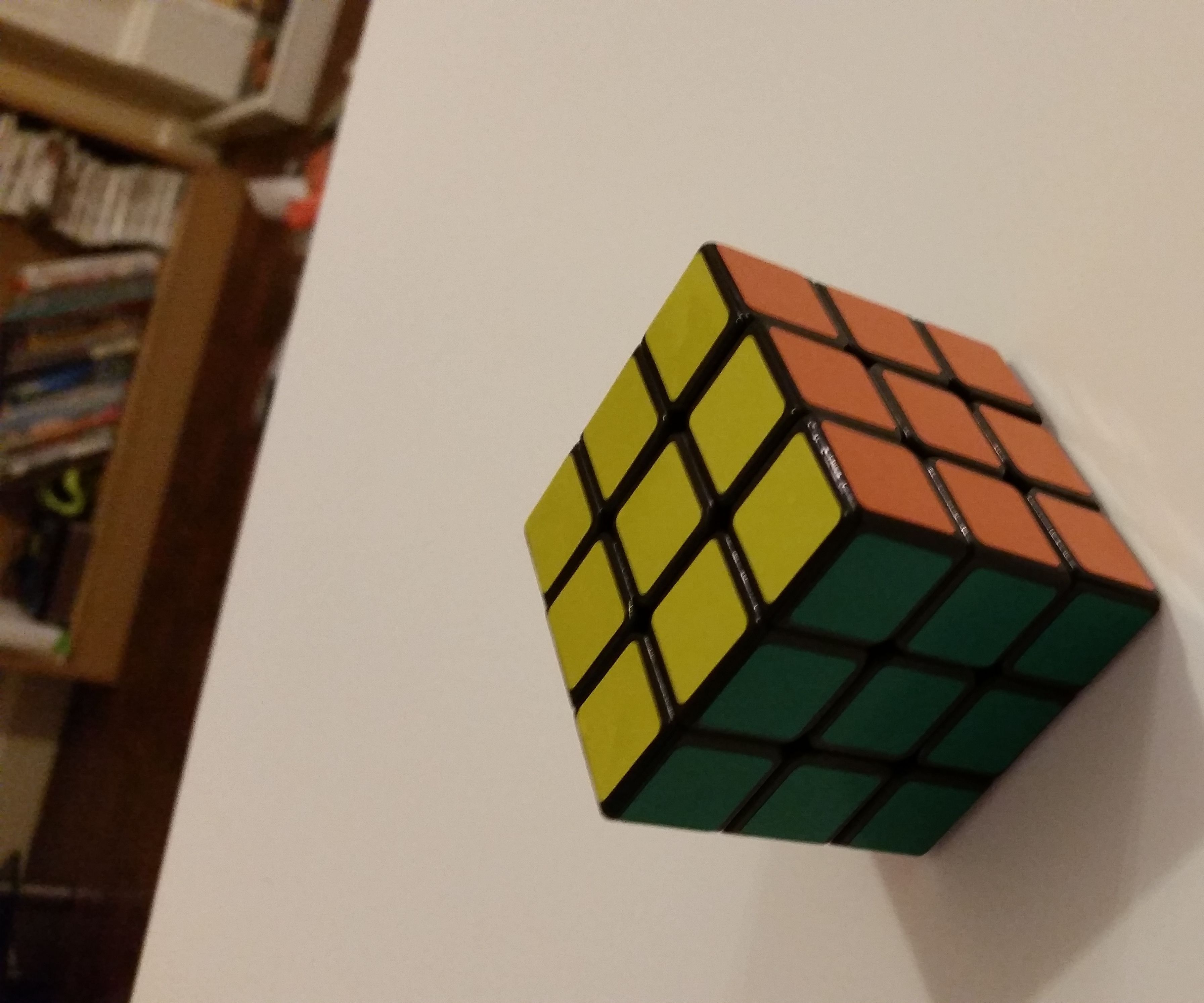 How to Solve the 3x3x3 Rubik's Cube