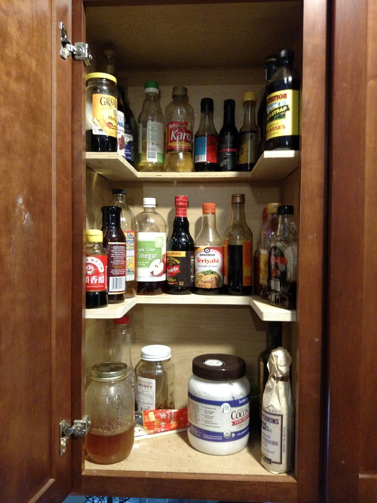 Cabinet Shelves That Work