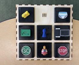3D Printed Tactile Symbols With Soundboard