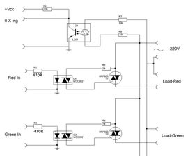 3 Channel Dimmer/fader for Arduino or Other Microcontroller