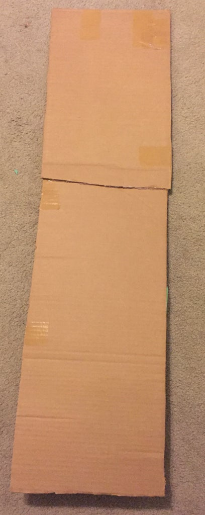 Step 1: Get a Cardboard Base