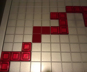 Make a Replacement for a Missing Board Game Piece
