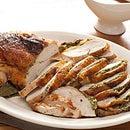 Talking Turkey: Rachael Ray's Herb Roasted Turkey Breast with Pan Gravy