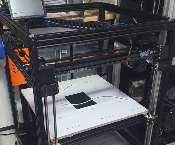 CoreBot V2 Large Format CoreXY 3D Printer