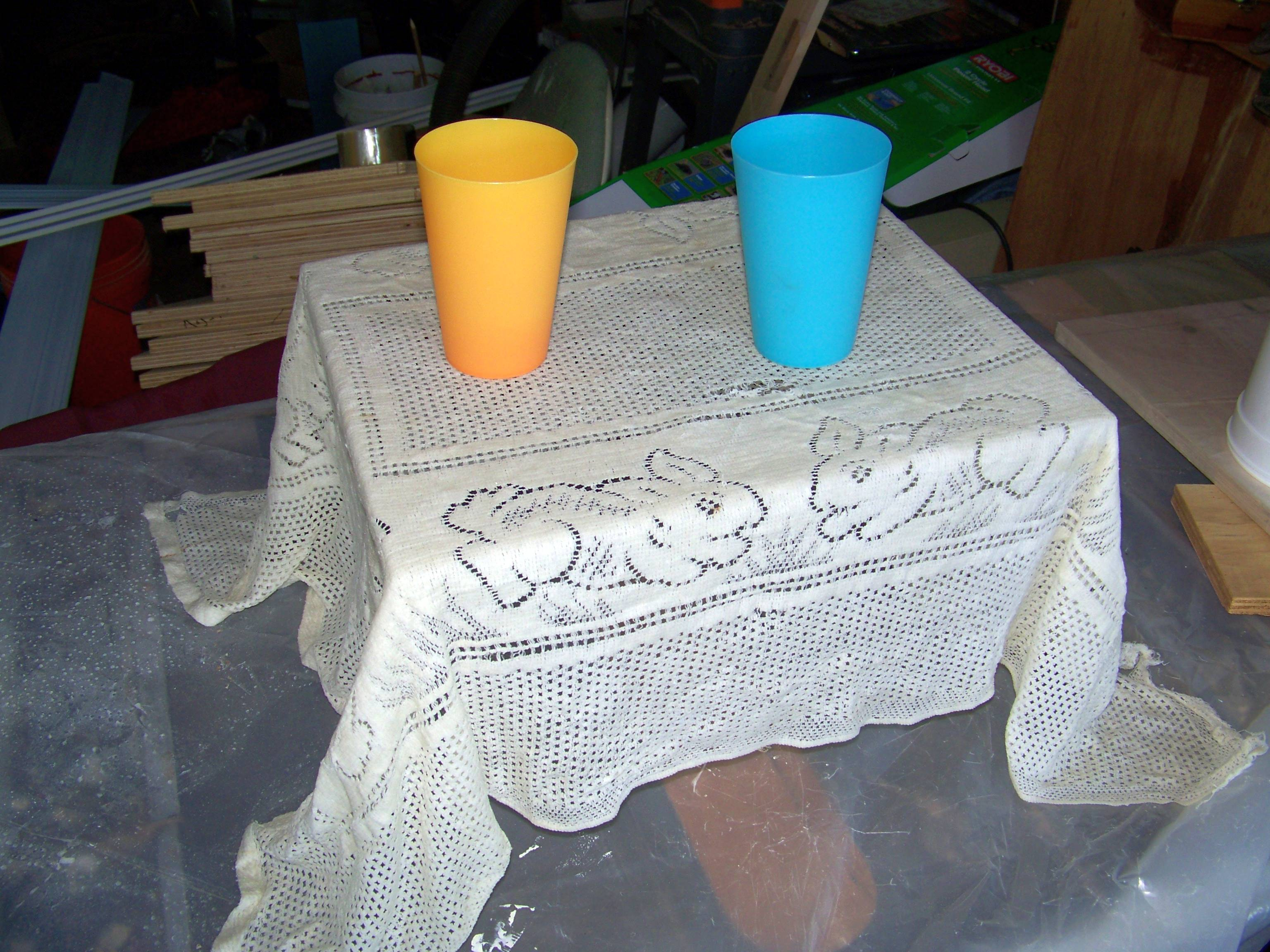 Table(less) Cloth