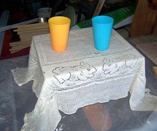 Table(less) Cloth