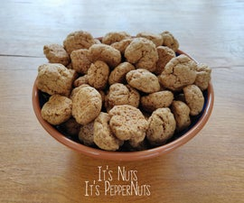 Peppernuts  - 荷兰五香零食