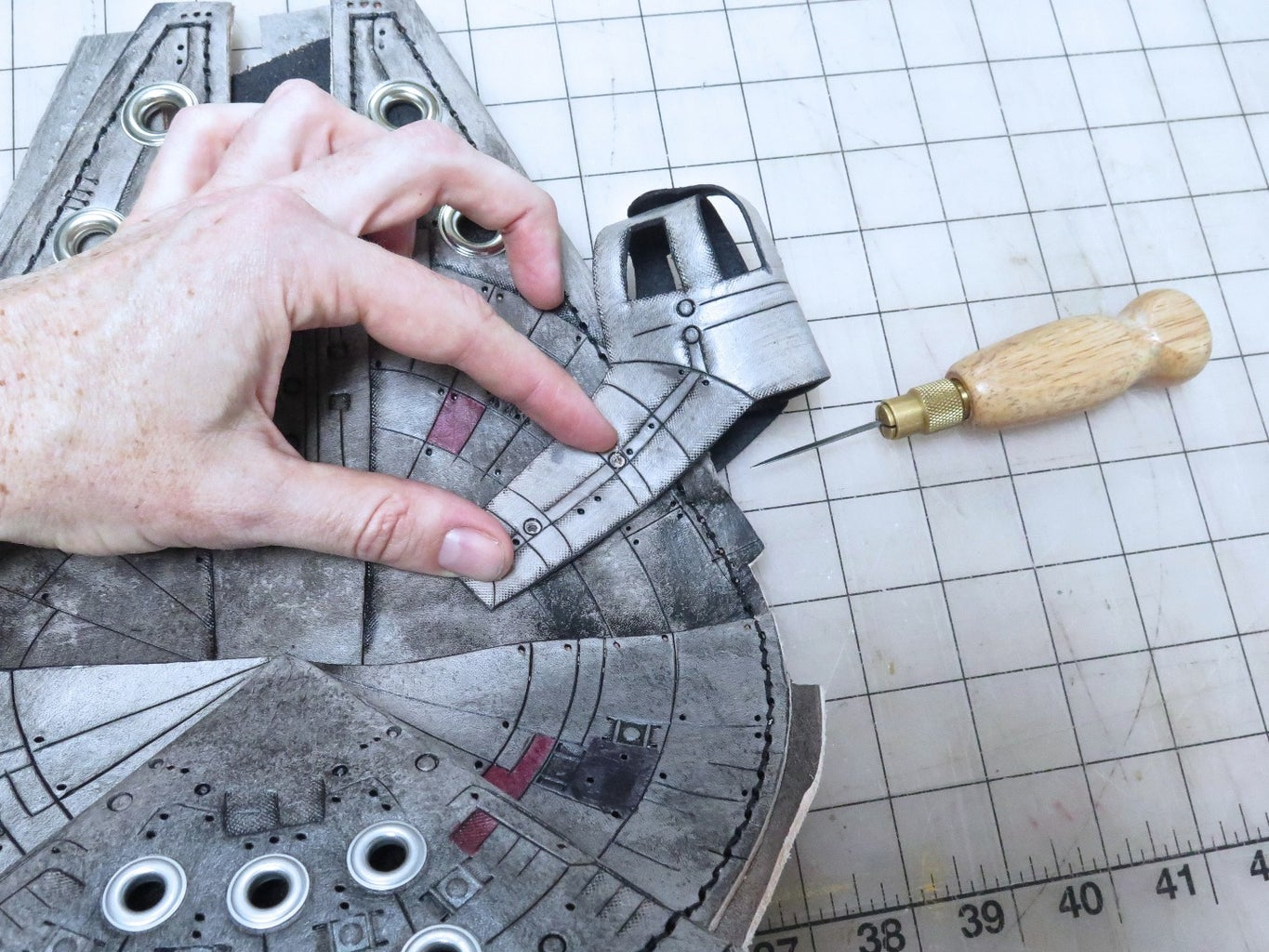 Attaching the Cockpit