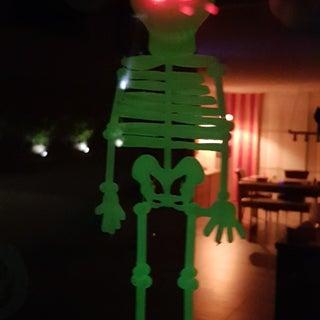 3D Printed Desktop Skeleton