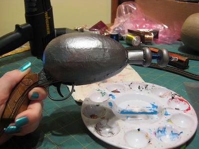 Construct the Ray Gun
