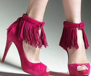Fringe Up Your Shoes!!!