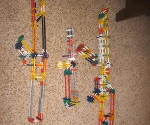 3 of My Knex Guns
