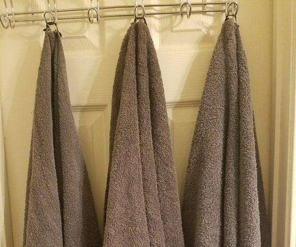Best Towel Life Hack Ever