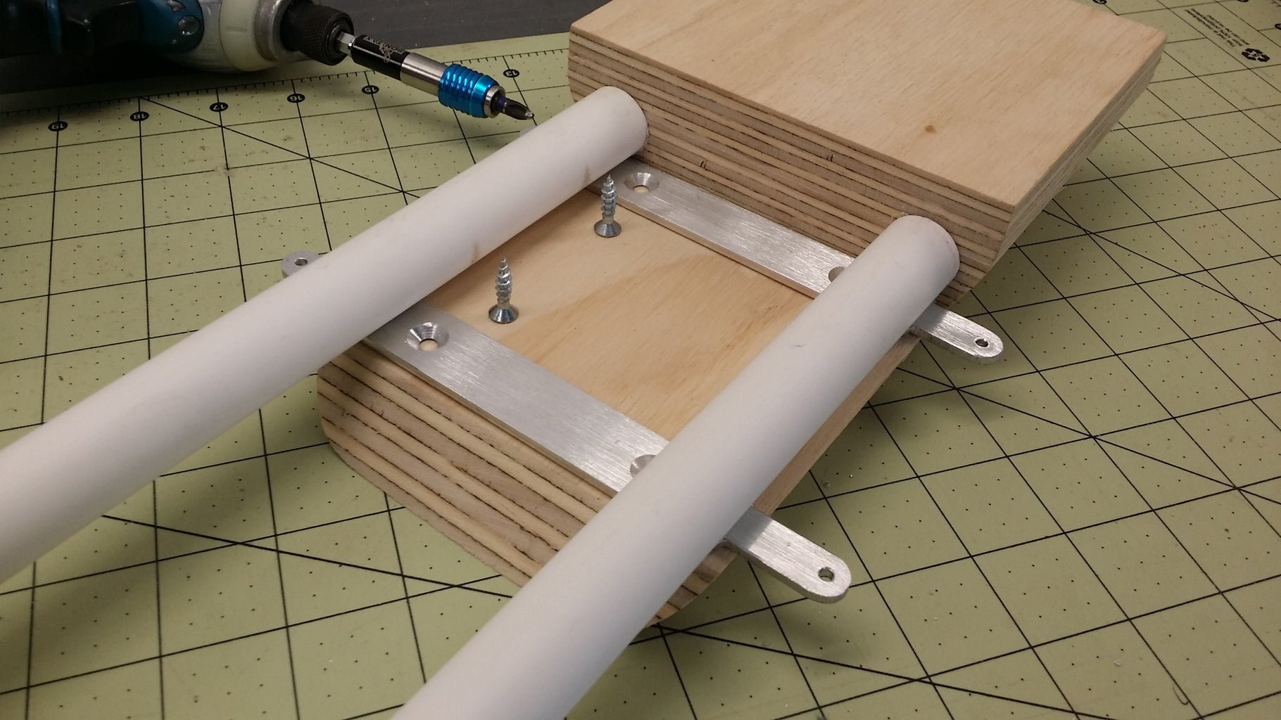Outrigger Assembly