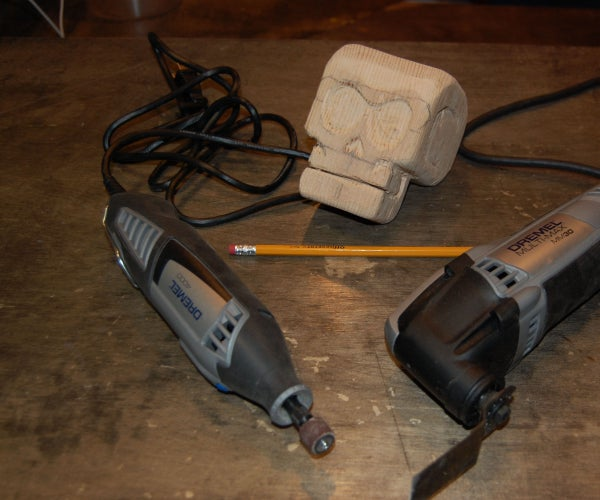 Wood Carving With a Dremel