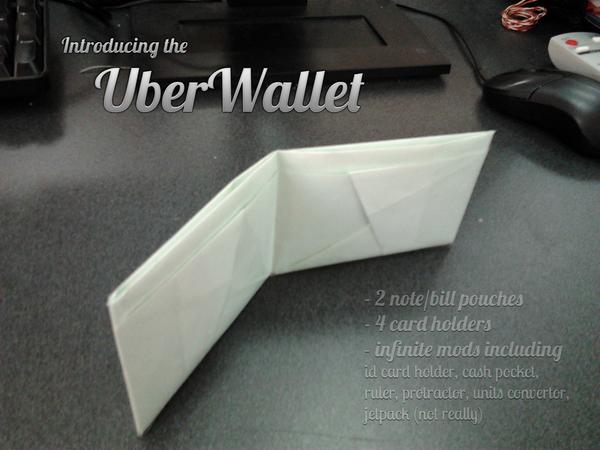 The UberWallet