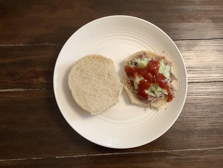 Assembling the Sandwich