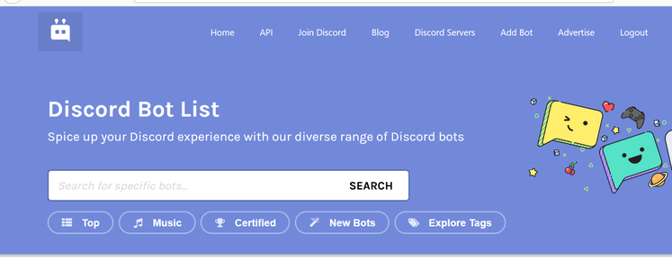 Search for Any Bot!