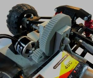 How I Made a 3D Printed RC Car