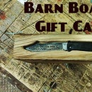 Simple Barn Board Gift Case