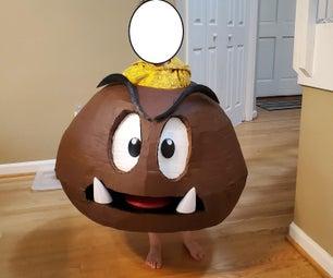 Mario Goomba Costume