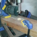 Drilling Wooden Balls