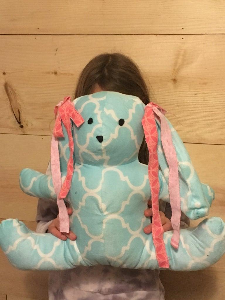 How to Make a Stuffed Bunny