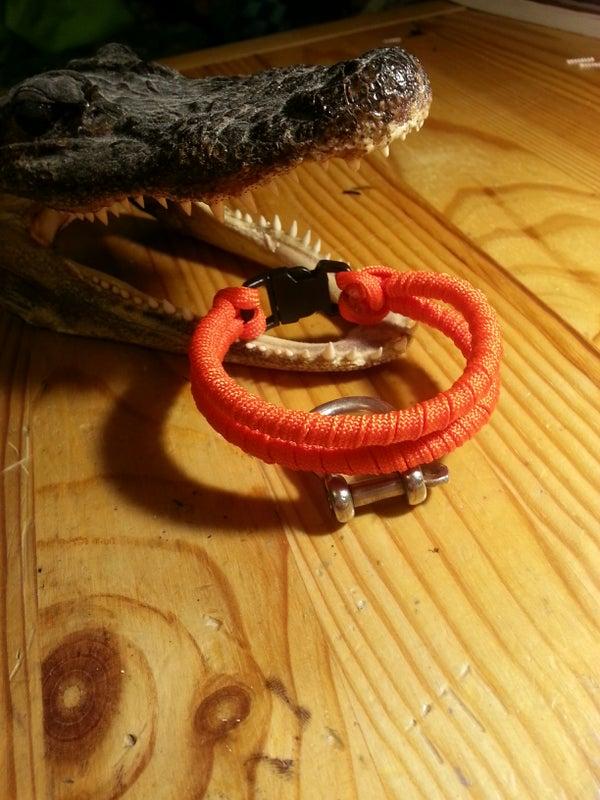 Nautical Paracord Bracelet