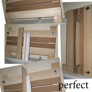 Adjustable Dado Jig From Scrap Wood