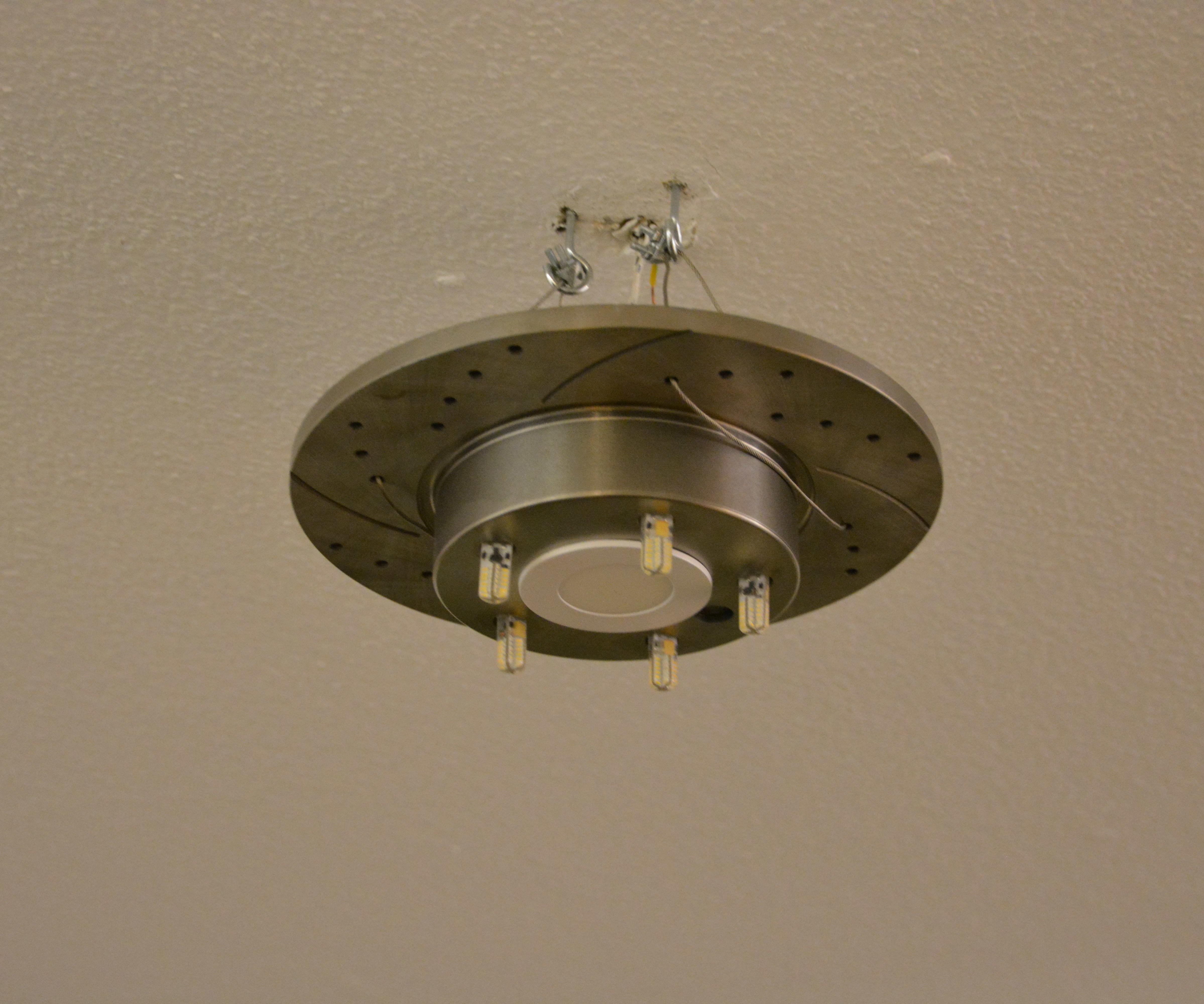Brake Disc LED-lamp