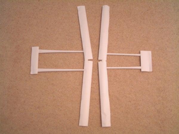 """Goose"" Paper Glider"