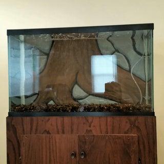 3D Aquarium Background