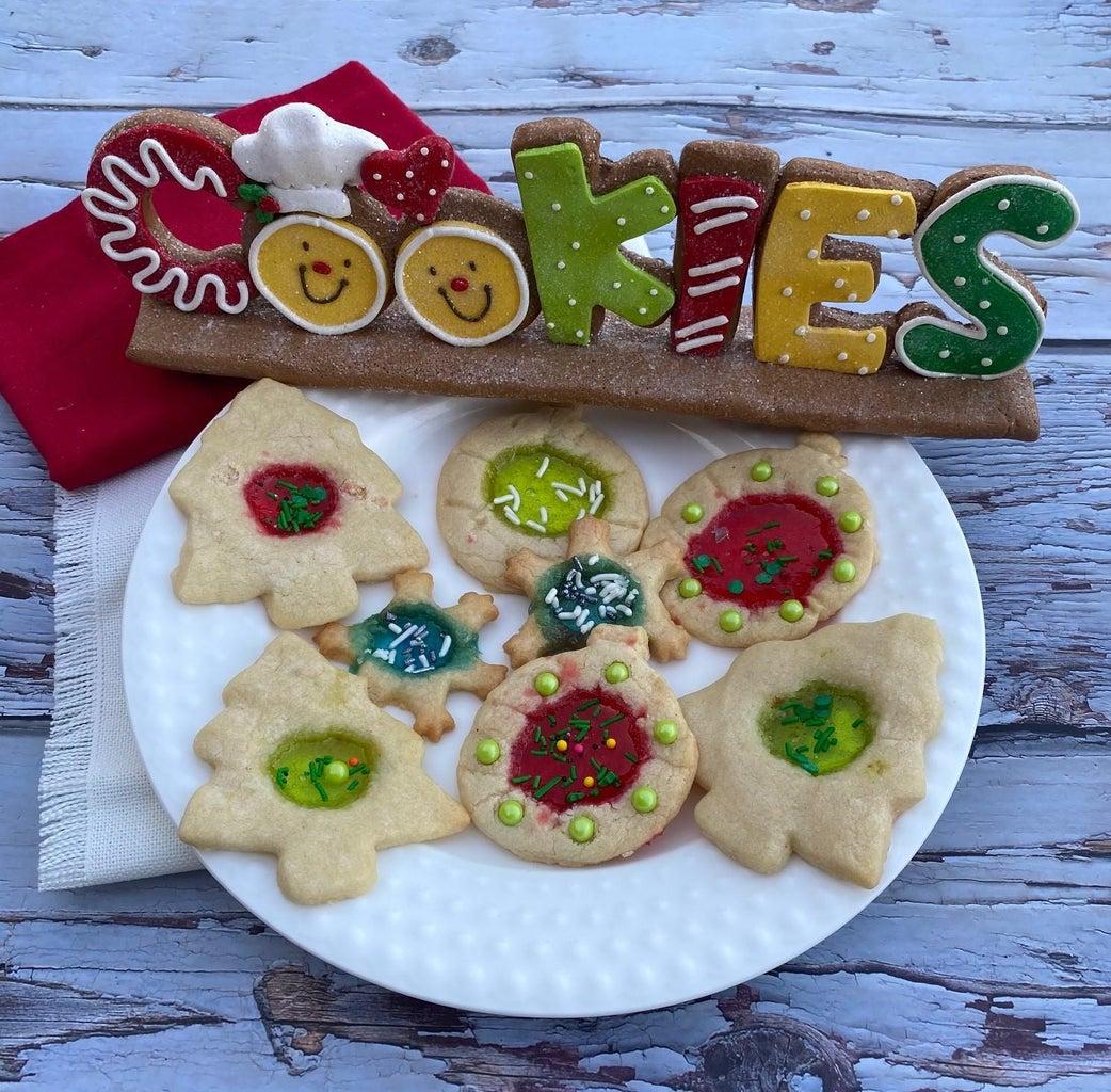 Finishing Cookies