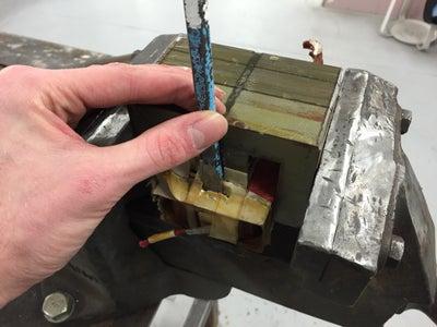 Remove the Secondary Coil