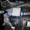 How to make a universal car dock for your phone, GPS, or MP3 player.