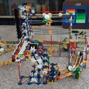 Project Triple Towers: a Knex Ball Machine