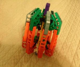 My K'nex Grenade
