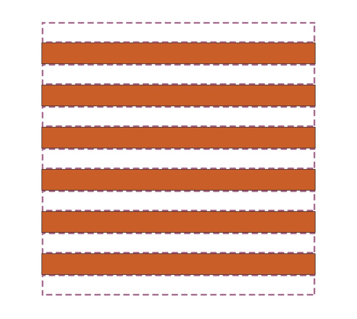 Place the First Horizontal Layer