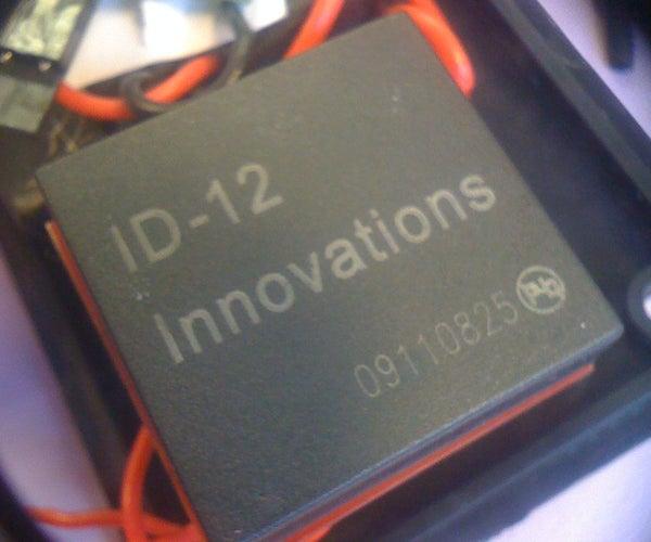 IPhone RFID Reader