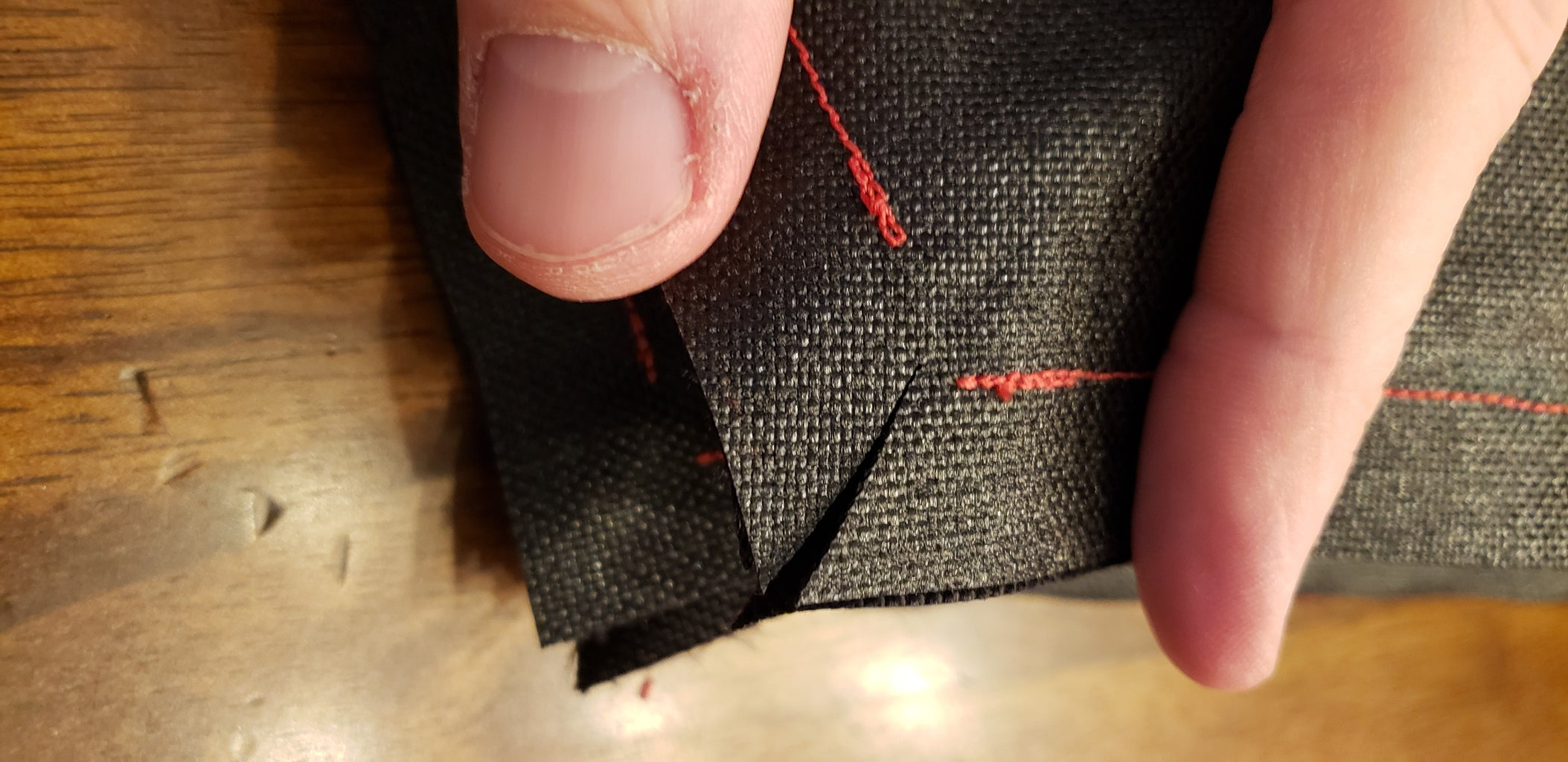Let's Pin and Sew.