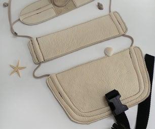 Leather Bag Attachment Strap - Traveler's New Best Friend