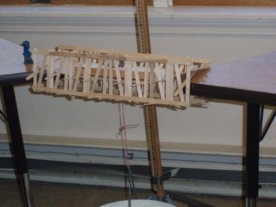 Testing the Bridge Designs