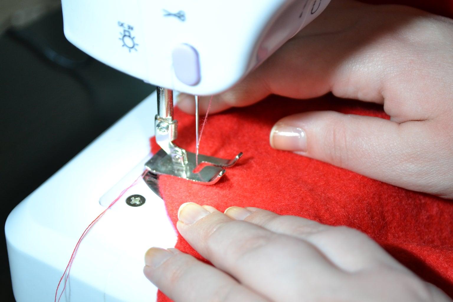 Sew Arm Holes