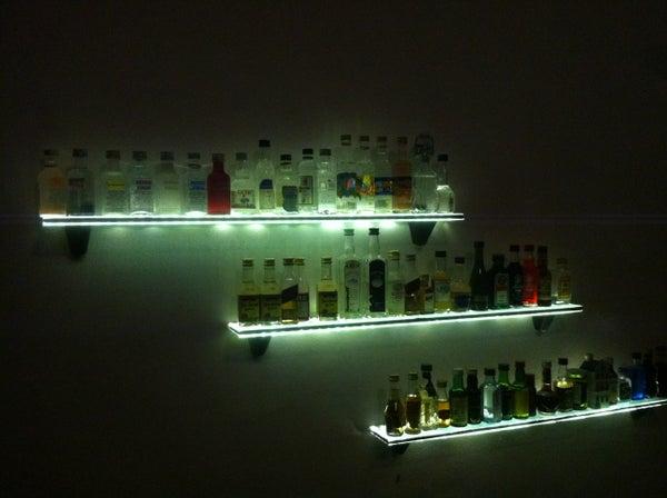LED Lights for Liquor Bar