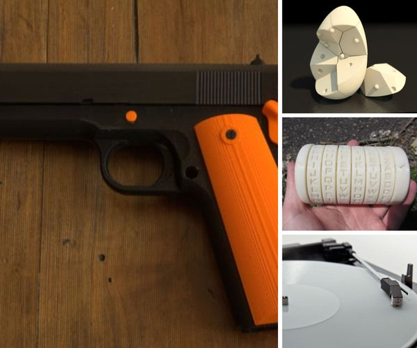 Awesome 3D Printed Models