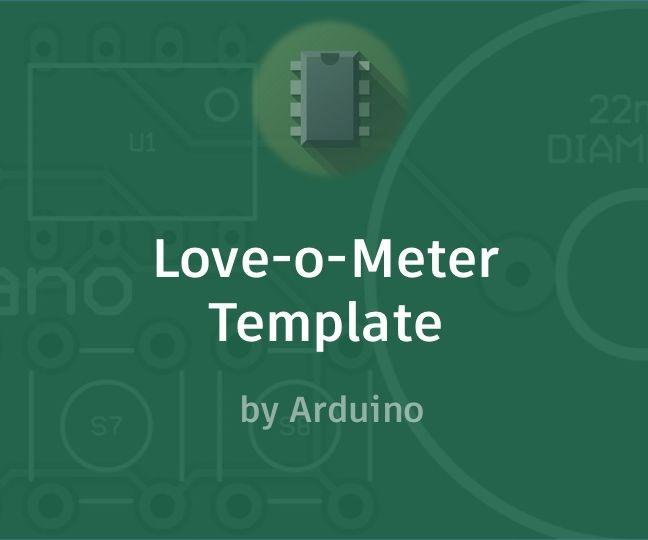 Love-o-Meter Template
